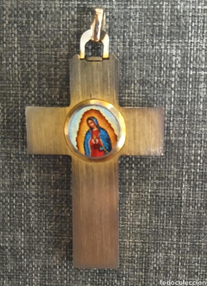 Vintage: Reloj colgante cruz ,grande,Chad.oro - Foto 2 - 239436135