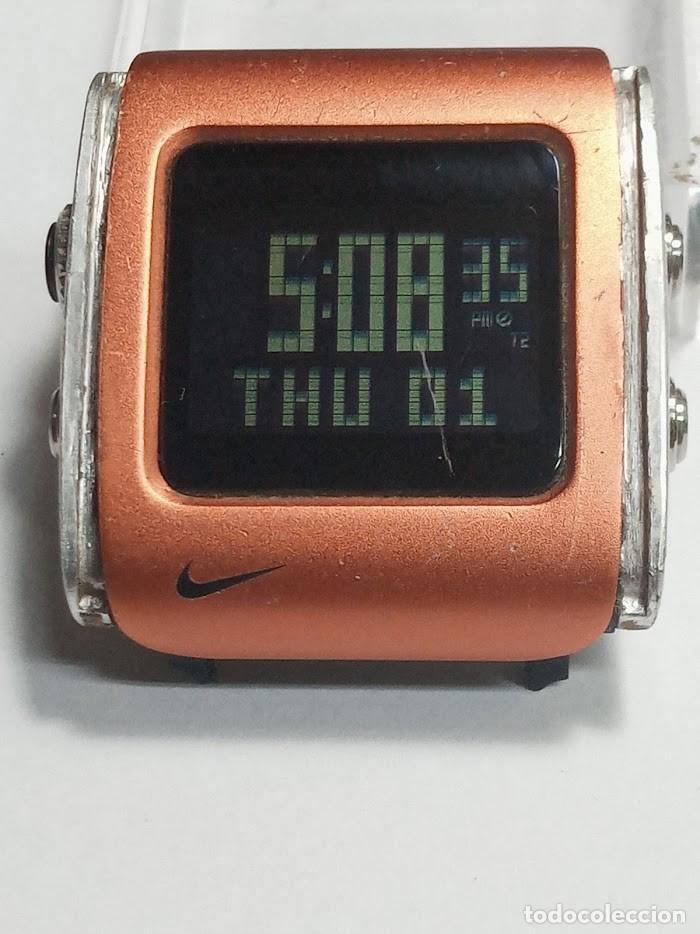 NIKE - LCD- RELOJ DIGITAL CORRECTO - 2 FOTOS - (CD-6P8M) (Relojes - Relojes Vintage )