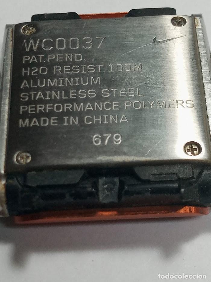 Vintage: NIKE - LCD- reloj digital correcto - 2 FOTOS - (cd-6P8M) - Foto 2 - 239476055