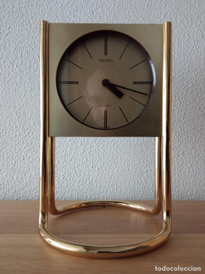 RELOJ DE SOBREMESA SEIKO. EN MARCHA (Relojes - Relojes Vintage )