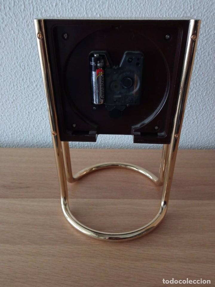 Vintage: Reloj de sobremesa SEIKO. En marcha - Foto 6 - 243604075