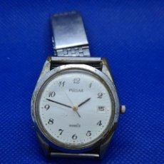 Vintage: RELOJ PULSAR Y147 JAPAN. Lote 243996975