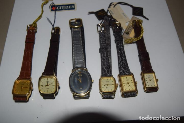 Vintage: 48 relojes resto de tienda - Foto 7 - 244875555