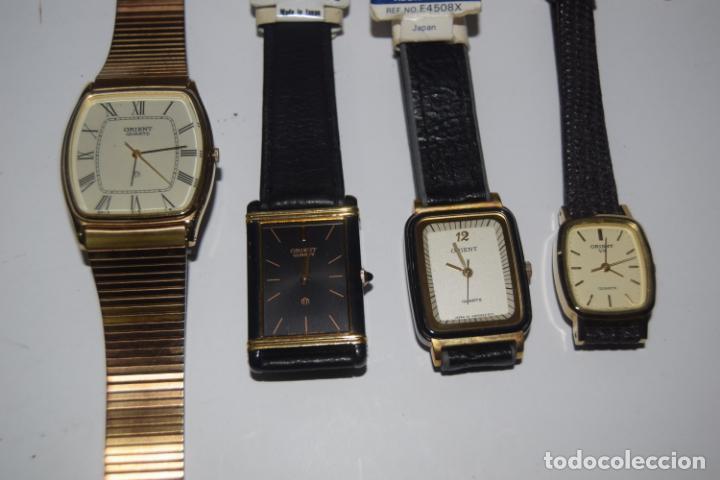 Vintage: 48 relojes resto de tienda - Foto 9 - 244875555