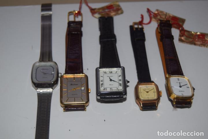 Vintage: 48 relojes resto de tienda - Foto 11 - 244875555