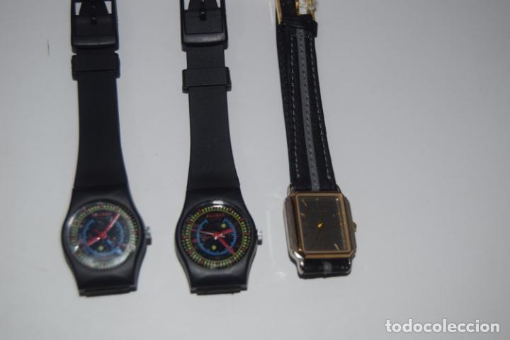 Vintage: 48 relojes resto de tienda - Foto 14 - 244875555
