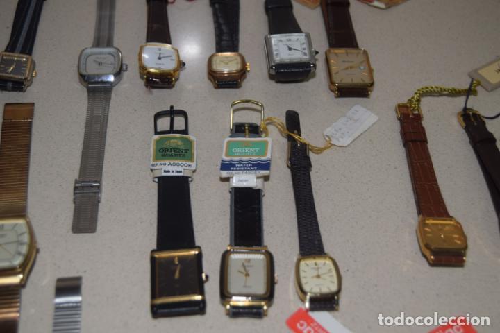 Vintage: 48 relojes resto de tienda - Foto 17 - 244875555