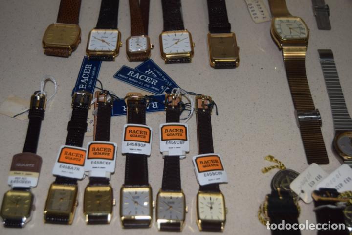 Vintage: 48 relojes resto de tienda - Foto 19 - 244875555