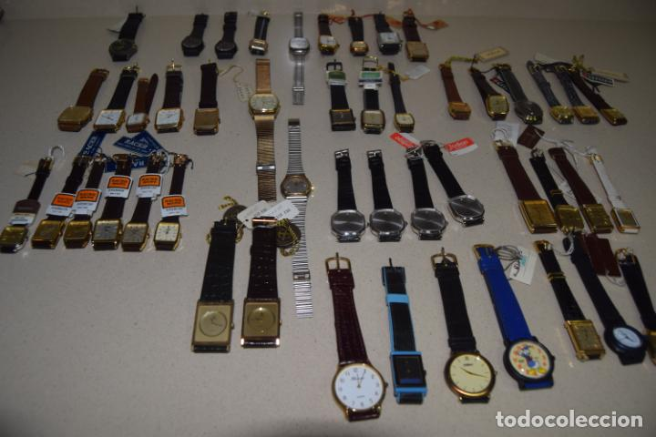 48 RELOJES RESTO DE TIENDA (Relojes - Relojes Vintage )