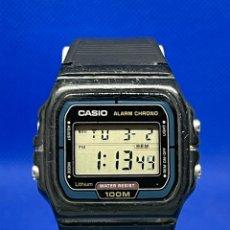 Vintage: RELOJ CASIO W-720 VINTAGE. Lote 245303370