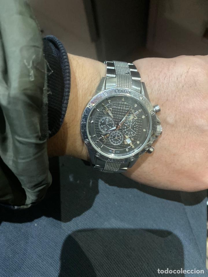 Vintage: Reloj cronógrafo cesare paciotti original - Foto 8 - 245519555
