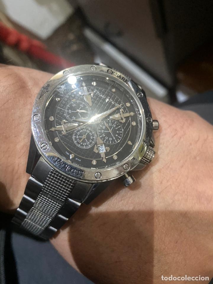 Vintage: Reloj cronógrafo cesare paciotti original - Foto 15 - 245519555