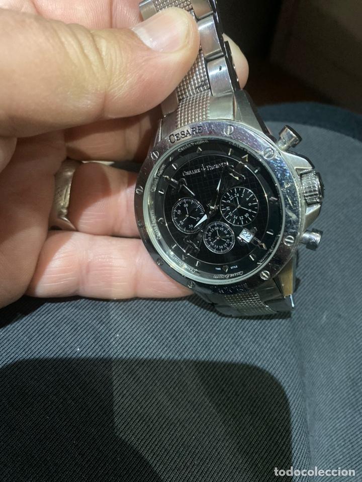 Vintage: Reloj cronógrafo cesare paciotti original - Foto 18 - 245519555