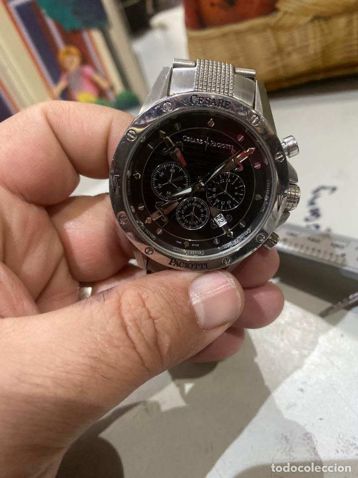 Vintage: Reloj cronógrafo cesare paciotti original - Foto 22 - 245519555