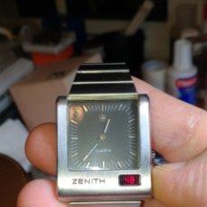 Vintage: ZENITH FUTUR TIME COMMAND. Lote 248643905