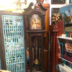 Vintage: ANTIGUO RELOJ CARRILLON TEMPUS FUGIT - FUNCIONANDO. Lote 251861185