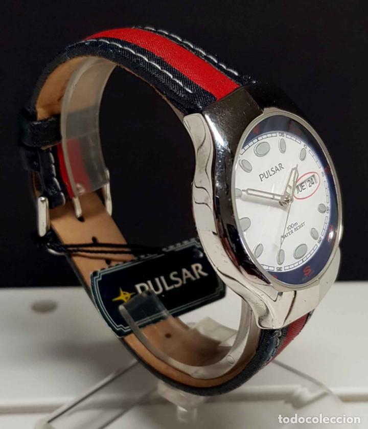 Vintage: Reloj PULSAR -10 atm- Vintage, NOS (New Old Stock) - Foto 4 - 251875050