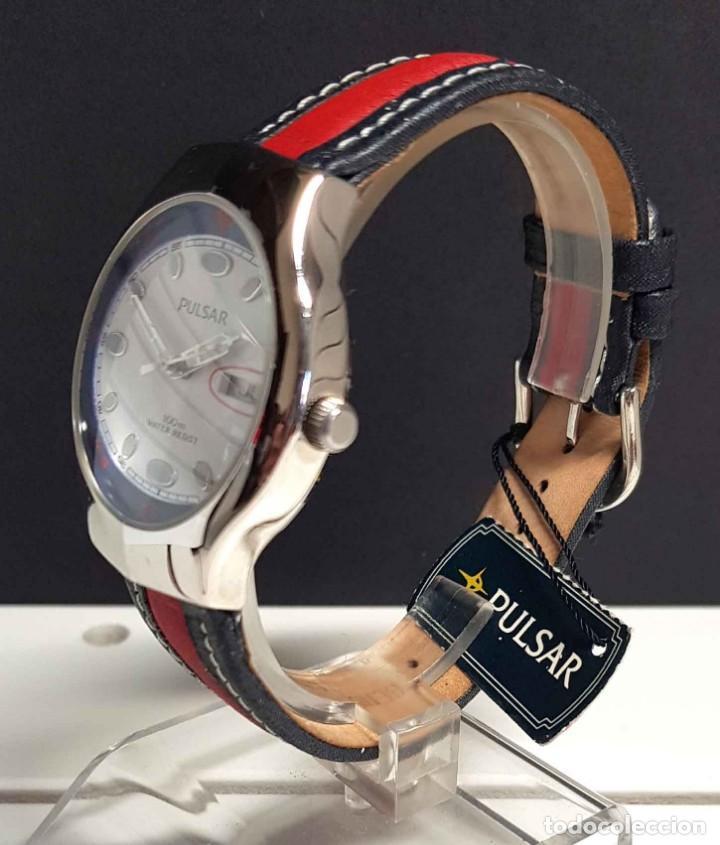 Vintage: Reloj PULSAR -10 atm- Vintage, NOS (New Old Stock) - Foto 5 - 251875050