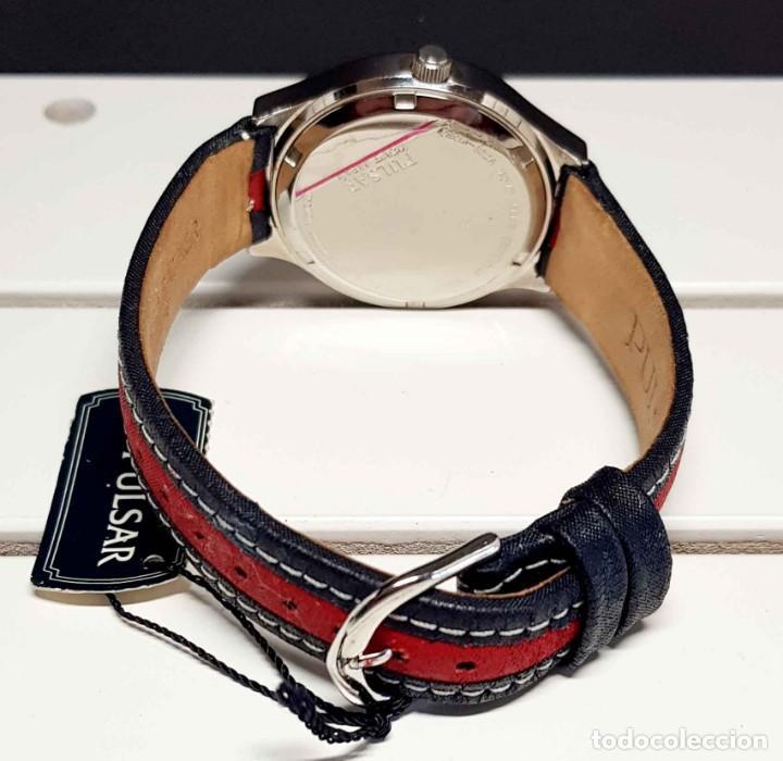 Vintage: Reloj PULSAR -10 atm- Vintage, NOS (New Old Stock) - Foto 7 - 251875050