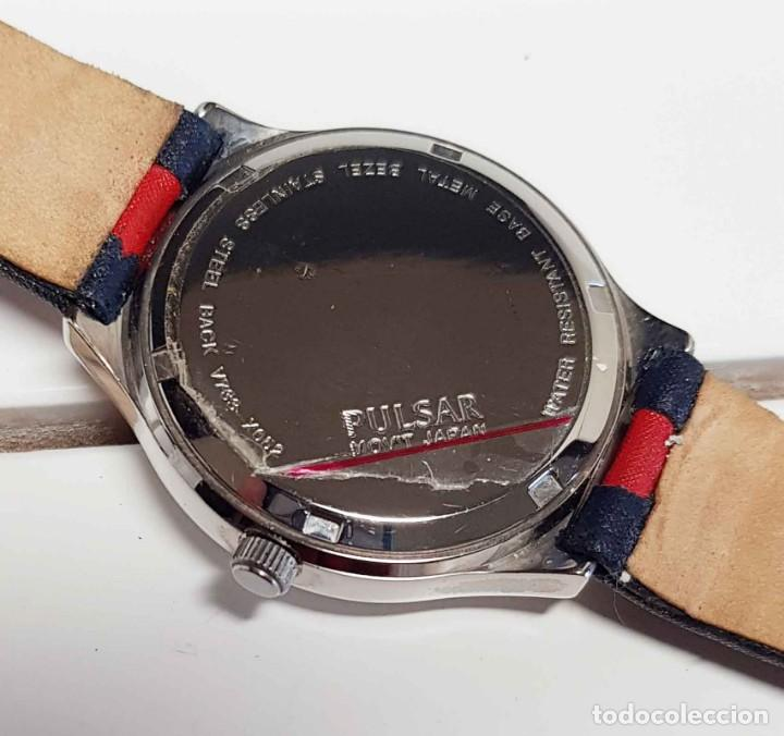 Vintage: Reloj PULSAR -10 atm- Vintage, NOS (New Old Stock) - Foto 8 - 251875050
