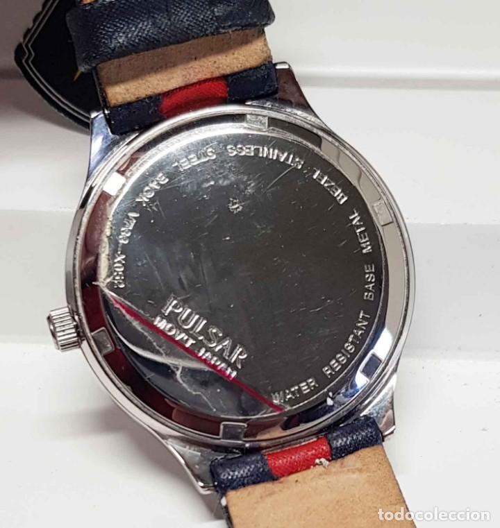 Vintage: Reloj PULSAR -10 atm- Vintage, NOS (New Old Stock) - Foto 9 - 251875050