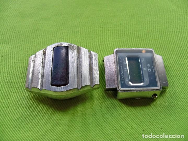Vintage: Dos antiguos relojes digitales de pilas - Foto 3 - 252485490