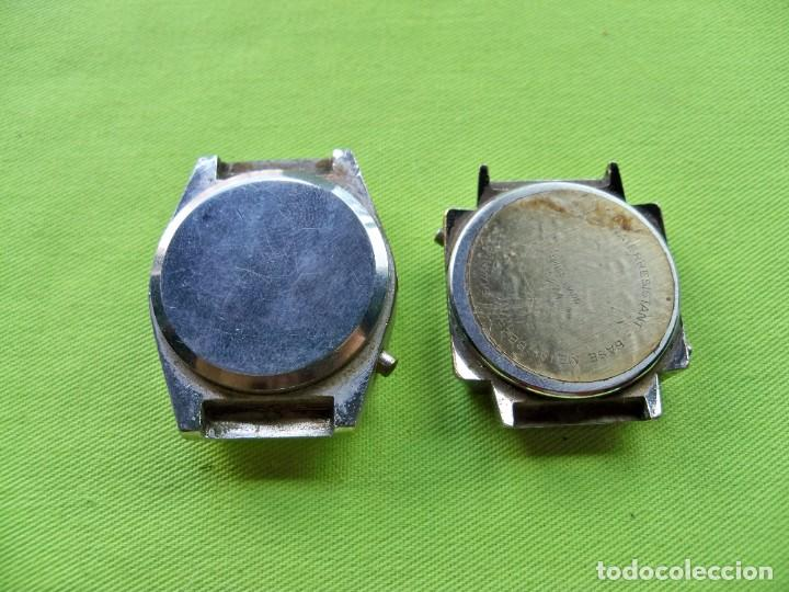 Vintage: Dos antiguos relojes digitales de pilas - Foto 5 - 252485490