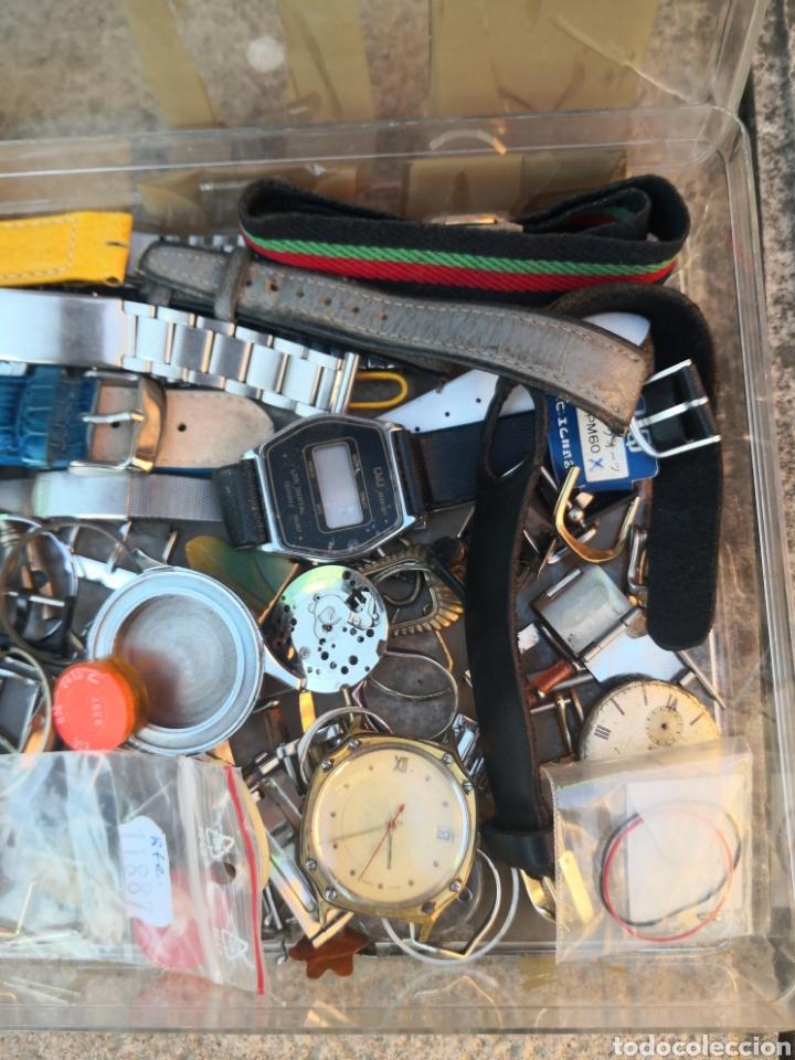 Vintage: ⭐C5/1 Caja Relojes PIEZAS Varios Coleccionistas - Foto 2 - 252843305