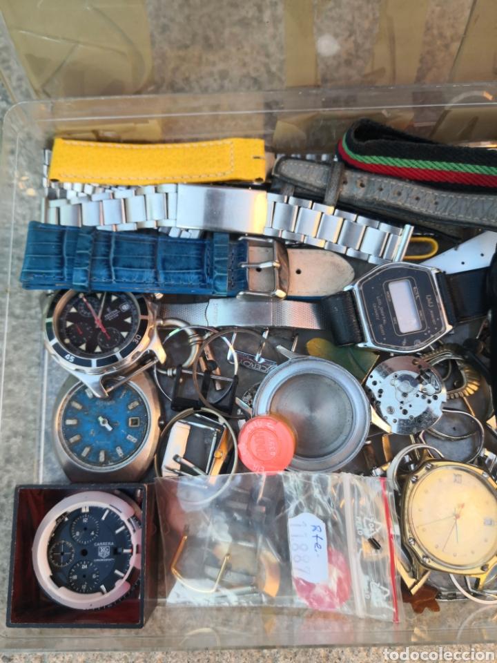 Vintage: ⭐C5/1 Caja Relojes PIEZAS Varios Coleccionistas - Foto 3 - 252843305