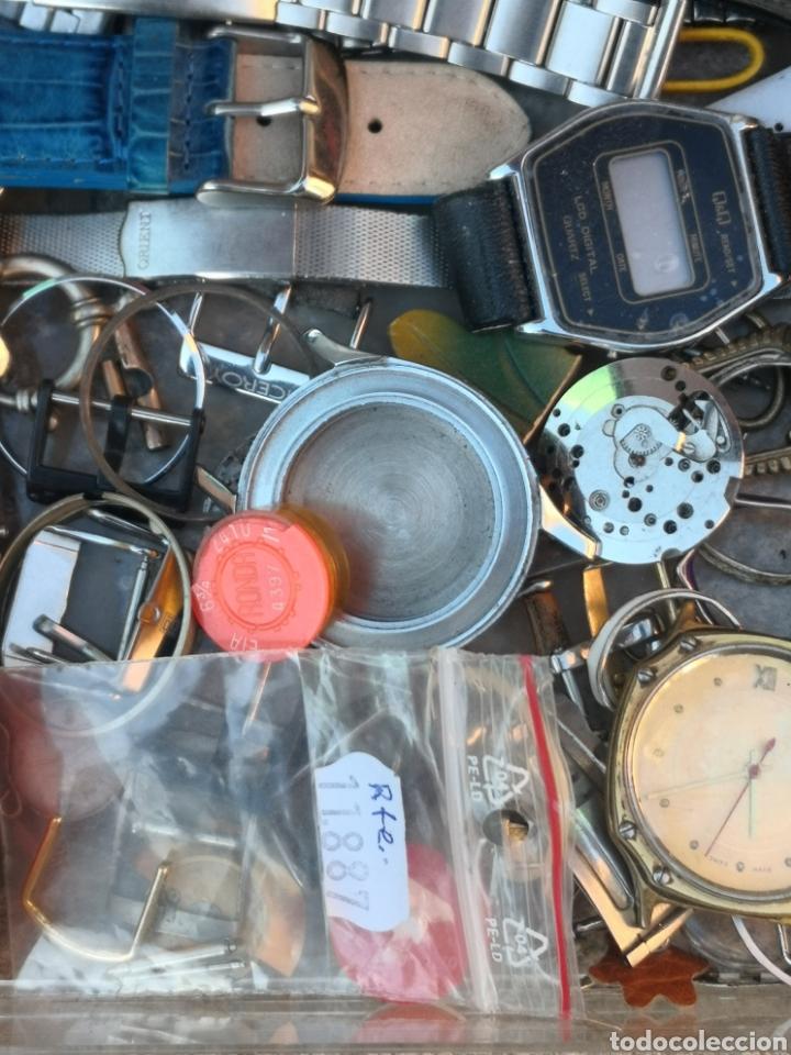 Vintage: ⭐C5/1 Caja Relojes PIEZAS Varios Coleccionistas - Foto 5 - 252843305