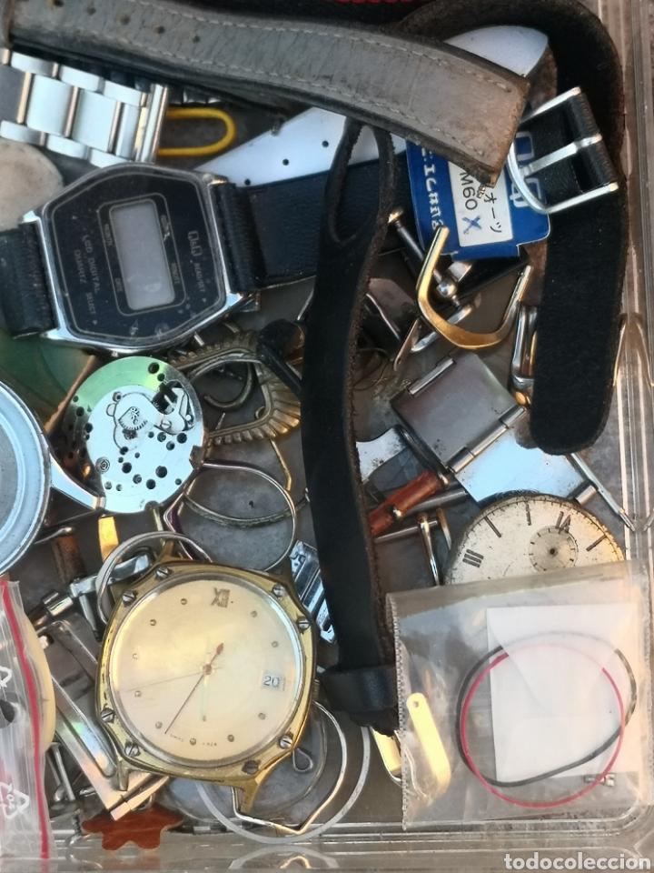 Vintage: ⭐C5/1 Caja Relojes PIEZAS Varios Coleccionistas - Foto 6 - 252843305