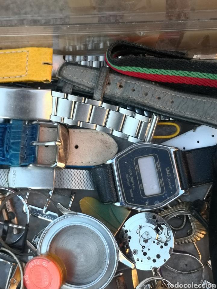 Vintage: ⭐C5/1 Caja Relojes PIEZAS Varios Coleccionistas - Foto 8 - 252843305