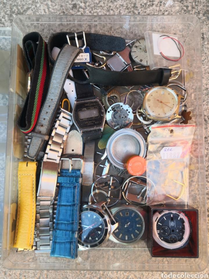 Vintage: ⭐C5/1 Caja Relojes PIEZAS Varios Coleccionistas - Foto 10 - 252843305