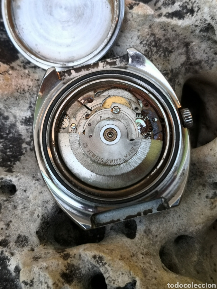 Vintage: ✅C3/5 Reloj Marsaes Automatic NO FUNCIONA. - Foto 2 - 252846240