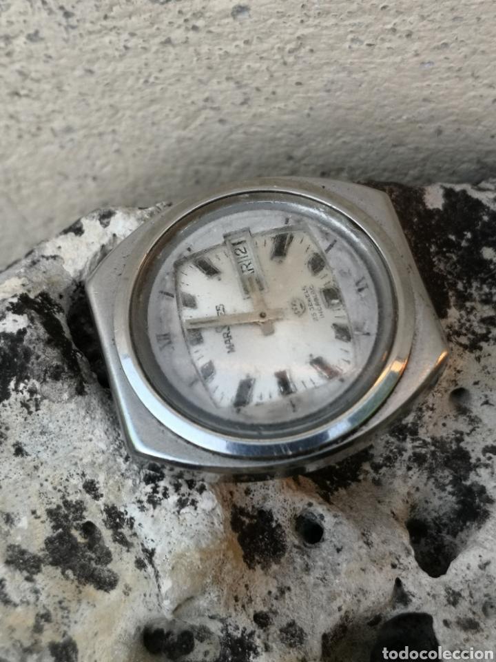 Vintage: ✅C3/5 Reloj Marsaes Automatic NO FUNCIONA. - Foto 3 - 252846240