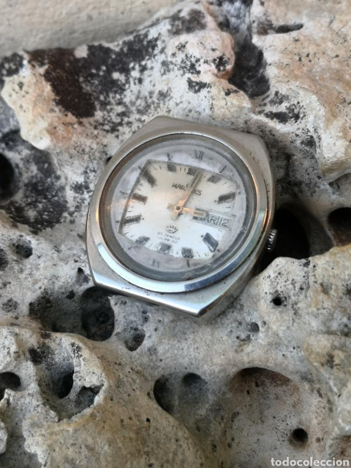 ✅C3/5 RELOJ MARSAES AUTOMATIC NO FUNCIONA. (Relojes - Relojes Vintage )