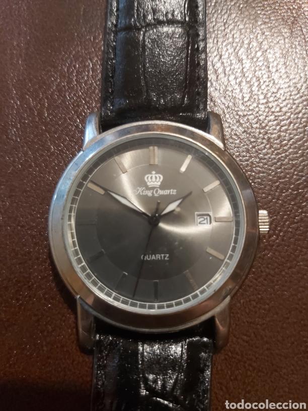 RELOJ DE CUARZO DE LA MARCA KING (Relojes - Relojes Vintage )
