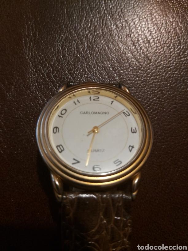 Vintage: Reloj vintage carlomagno - Foto 2 - 254311945