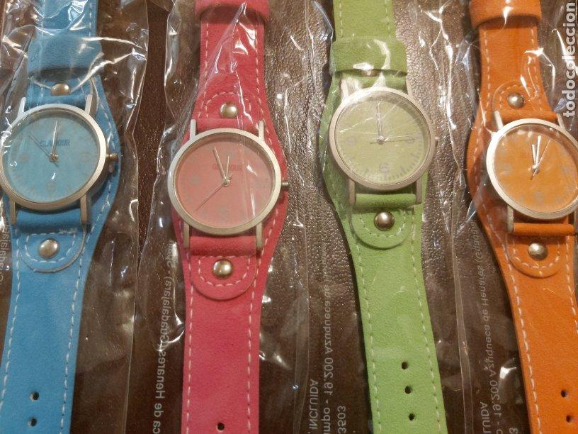 Vintage: Lote de 4 relojes glamour - Foto 2 - 254314315