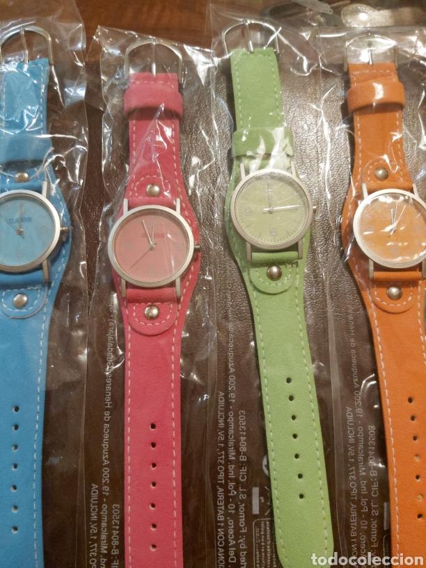 LOTE DE 4 RELOJES GLAMOUR (Relojes - Relojes Vintage )