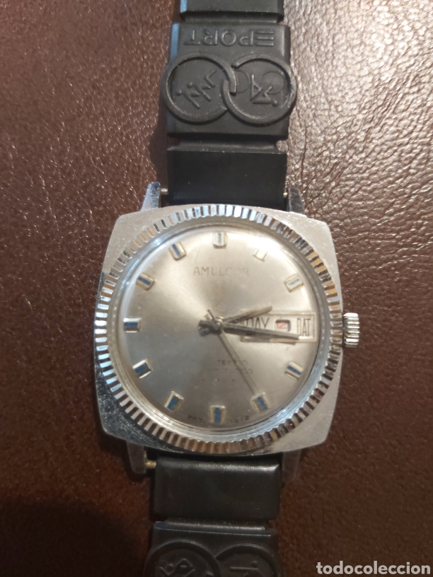 Vintage: Reloj amulcor - Foto 2 - 254407195