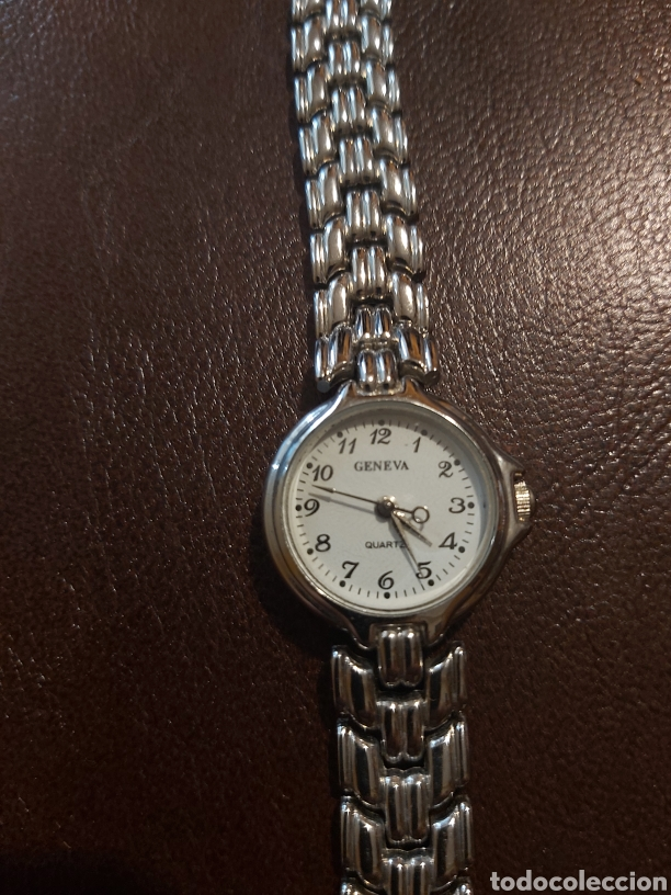 Vintage: Reloj geneva quartz - Foto 3 - 254408425
