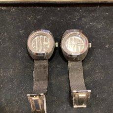 Vintage: LOTE DE 2 RELOJES AUTOMÁTICOS ALEXON. Lote 254493360