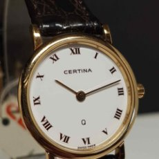Vintage: RELOJ CERTINA, SWISS MADE- CRISTAL ZAFIRO, VINTAGE, NOS (NEW OLD STOCK). Lote 254769625
