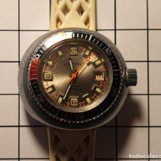 Vintage: RELOJ DIAMANT ANTICHOC WATERPROOF. 21 RUBIS. RETRO. VINTAGE. MUJER - SIN USAR - 3,5X3,5 CM. Lote 228967740