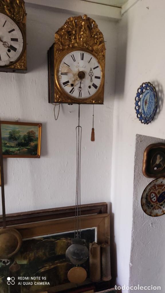 Vintage: reloj moret - Foto 2 - 255395585