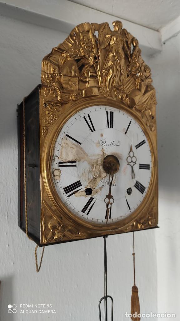 Vintage: reloj moret - Foto 3 - 255395585