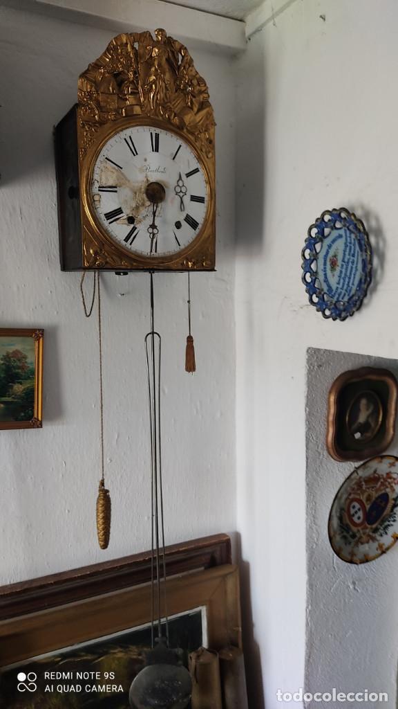 Vintage: reloj moret - Foto 6 - 255395585