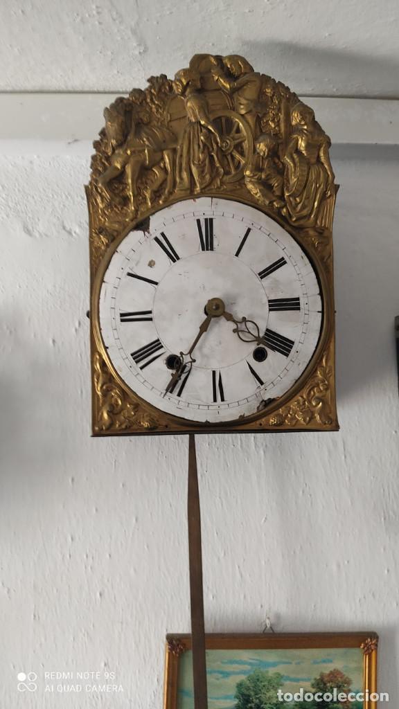 Vintage: reloj moret - Foto 2 - 255395785