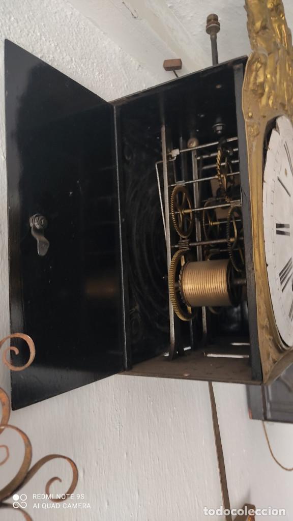 Vintage: reloj moret - Foto 5 - 255395785